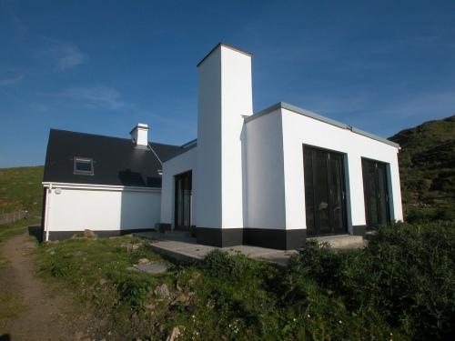 Rear Extension & refurbishment to Ballycastle Cottage