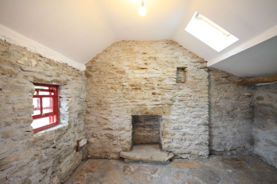 Cobblers Cottage Restoration Interior