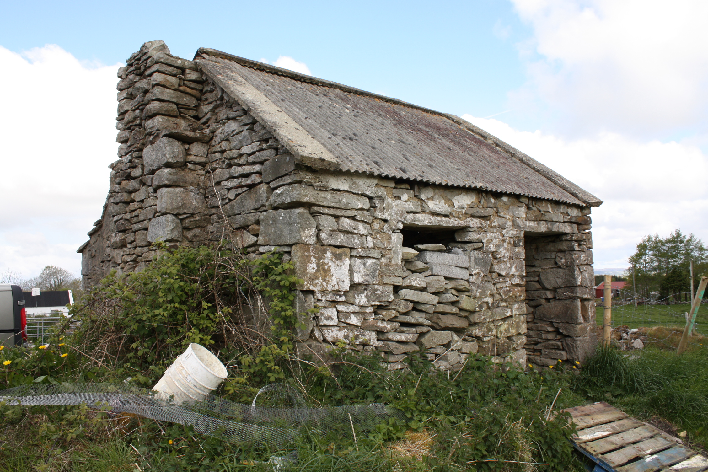 Architects view on Irish Cottage renovation, restoration and extension
