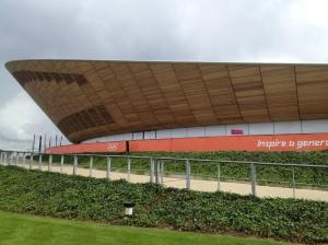 Olympic Park - velodrome