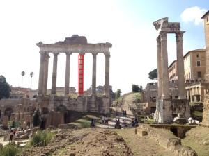 Trip to Rome - analysis of column